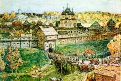 Дмитров. XVI век